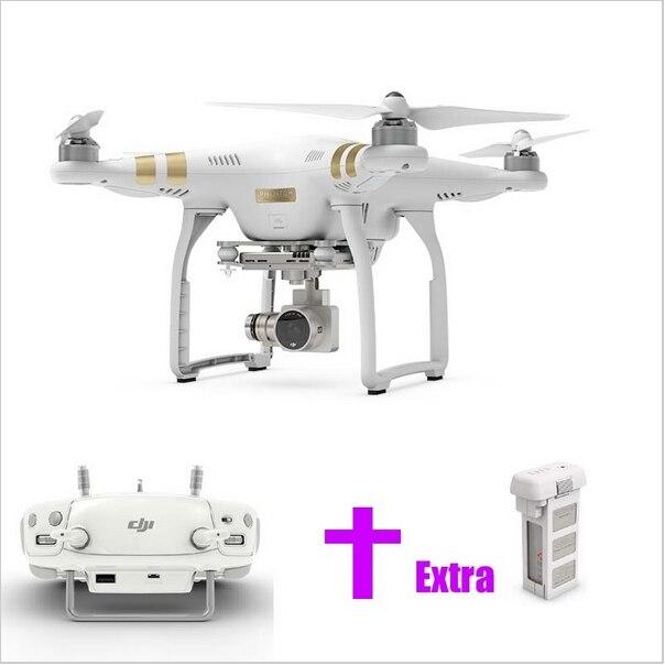 Christmas Promotion!!!100% Original DJI Phantom 3 Professional Drone FPV RC Quadcopter with 4K Camera rc helicopter PK DJI Mavic