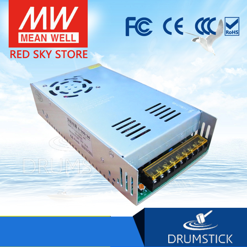 Regulated 220V to 24V20A DC power, 24V500W switching power supply, 24V transformer, S-500-24 ews dc 24v 15a switching power supply transformer regulated
