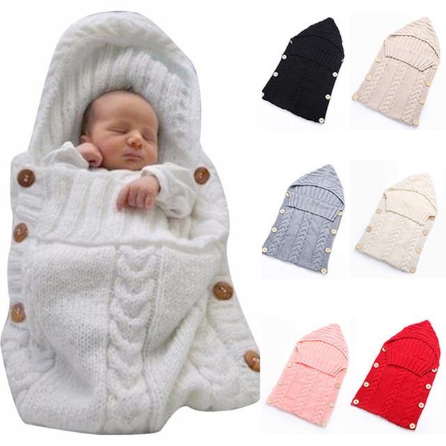Aliexpress.com: Comprar Recién Nacido Swaddle manta bebé abrigo de ...