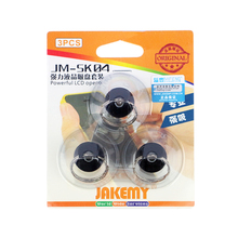 JAKEMY 3Pcs in 1 Suction Sucker Open LCD Touch Screen Separator Machine Repair Tools For Mobile Phone Disassemble