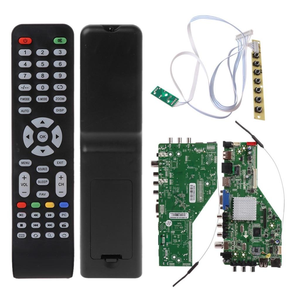 Smart Network MSD338STV5.0 Wireless TV Driver Board Universal LED LCD Controller Board Android Wifi ATV  Smart Network MSD338STV5.0 Wireless TV Driver Board Universal LED LCD Controller Board Android Wifi ATV