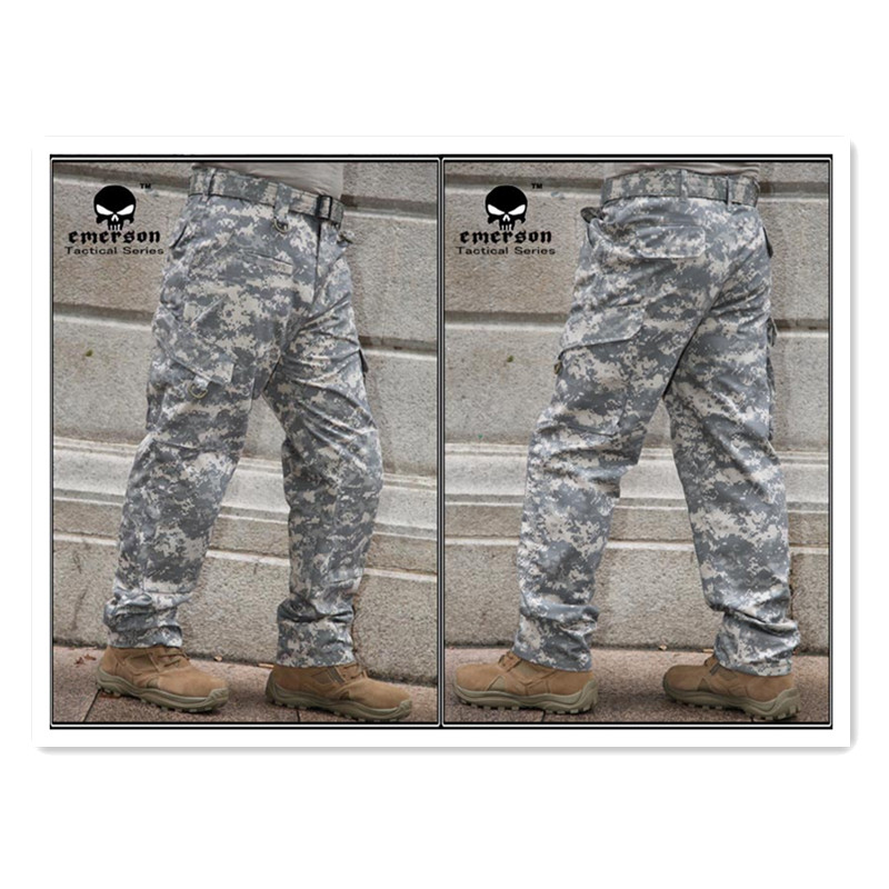 Emerson Tactical bdu Gen3 Combat Pants Emerson BDU Military Army Pants ACU EM7018 combat army uniform emerson bdu tactical shirt