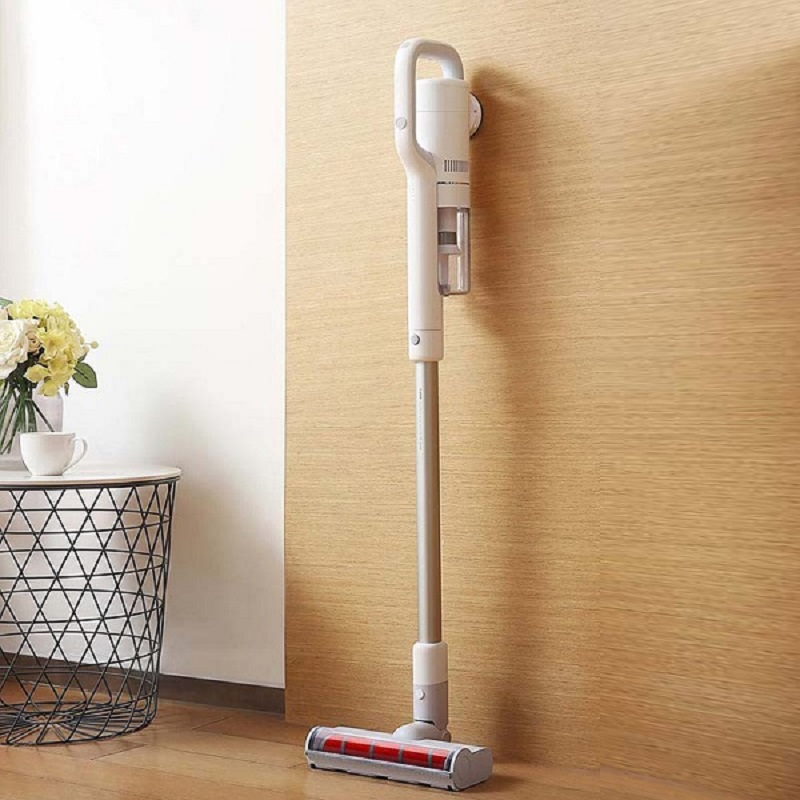 Image 5 - Xiaomi Roidmi F8E Handheld Wireless Vacuum Cleaner for Home Carpet Dust Collector Portable Cordless Cyclone Filter Aspirador-in Vacuum Cleaners from Home Appliances