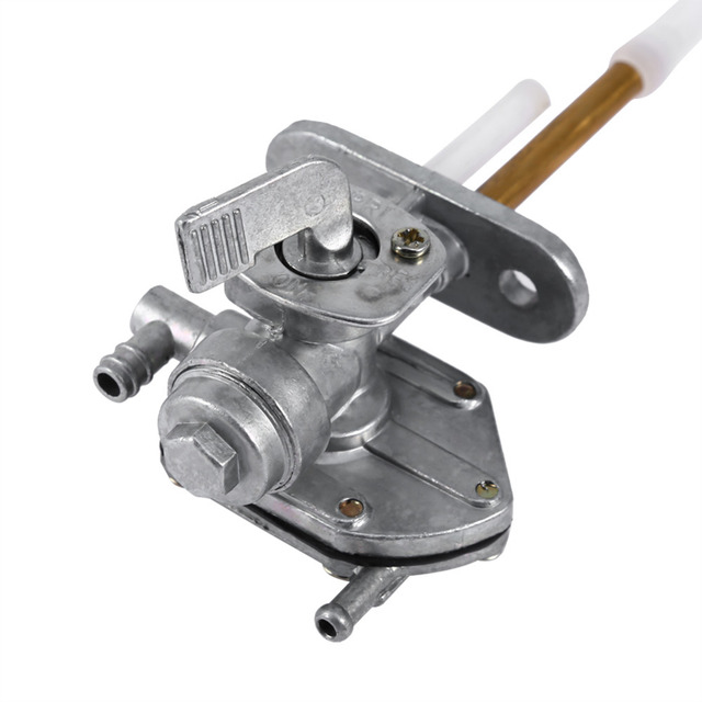 US 13 OFF Aluminum Fuel Tap Valve Petcock Switch Assembly For 96 03 SUZUKI BANDIT GSF600S GSF1200 Silver Color Car Accessories In Car Switches