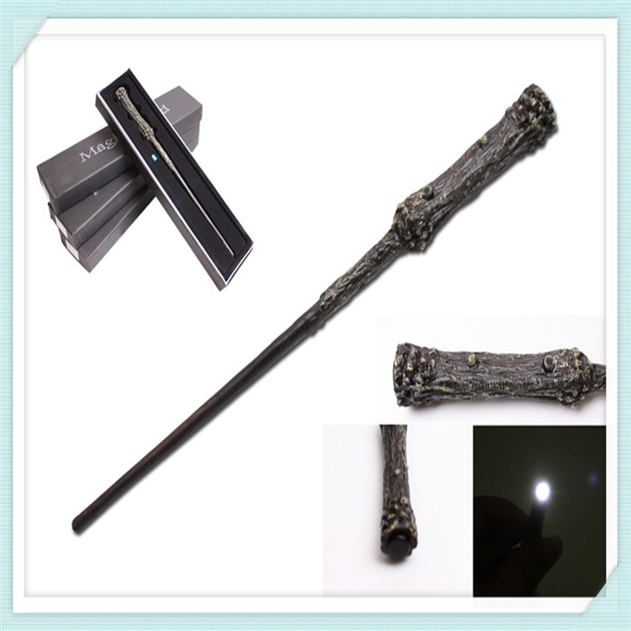 Free Shipping Led Lighting  Harry Wand Christmas Gift Harry Magical Wand New In Box