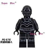 20pcs star wars superhero marvel Rogue One Death Star Robot building blocks action figure bricks model educational diy baby toys(China)