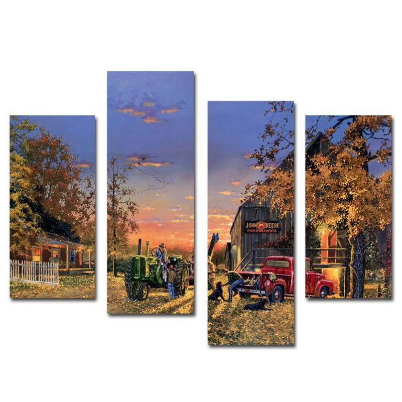 Farm Wall Art popular farming wall art-buy cheap farming wall art lots from