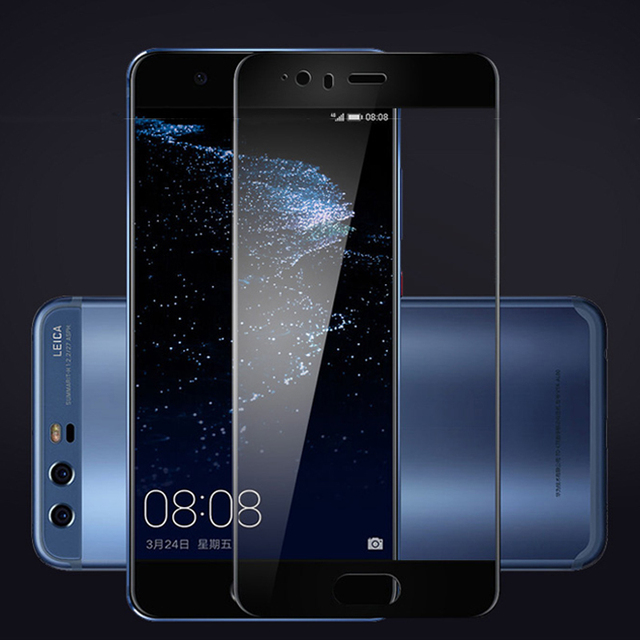 Full Cover Screen Protector Tempered Glass For Huawei P10 P20 Lite P8 P9 Lite 2017 Mate 10 Pro Nova 3 3i For Honor 10 Toughened