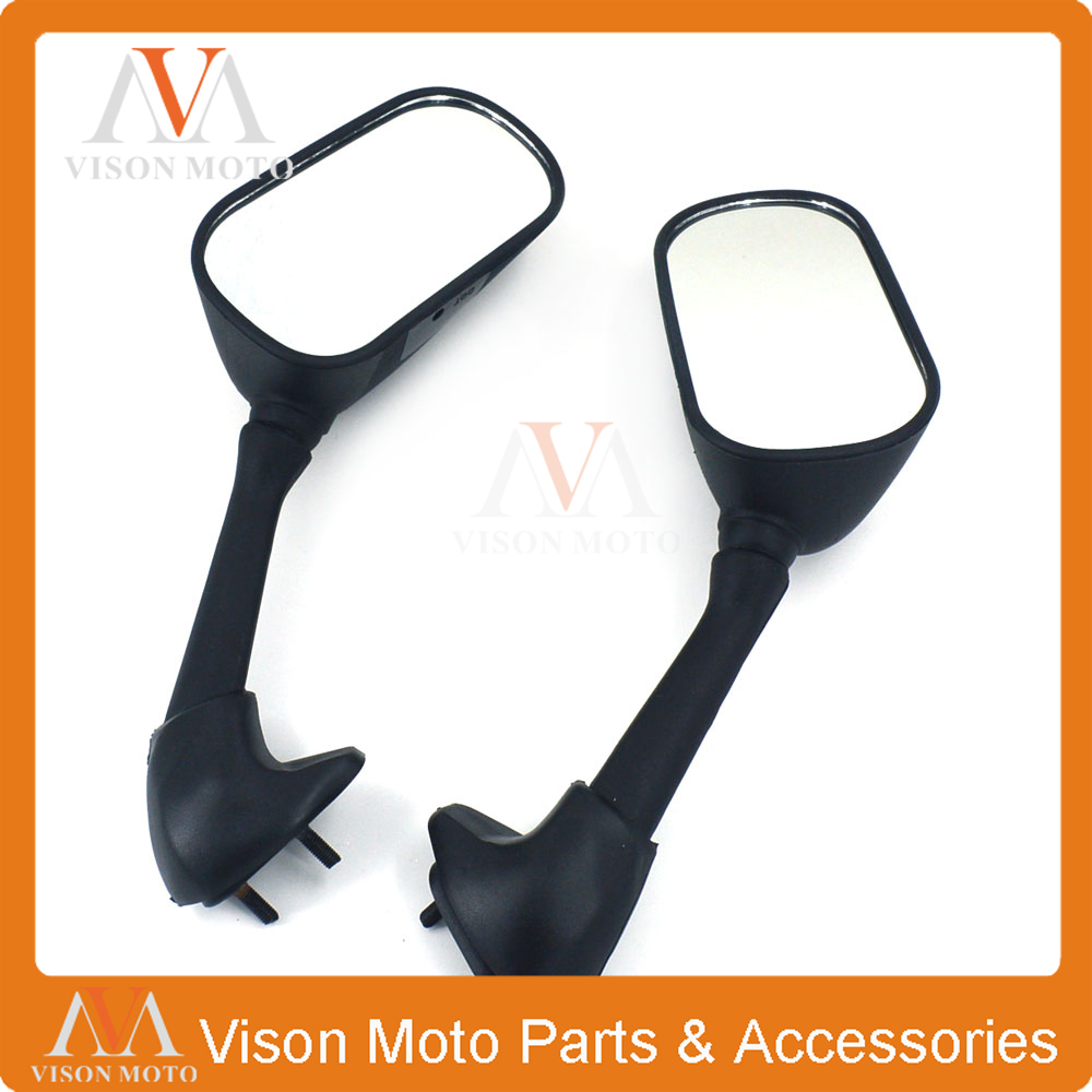 Motorcycle Side Mirror Rearview Rear View For YAMAHA YZFR1 YZF-R1 YZF R1 2002 2003 2004 2005 2006 02 03 04 05 06 motorcycle part front rear brake disc rotor for yamaha yzf r6 2003 2004 2005 yzfr6 03 04 05 black color