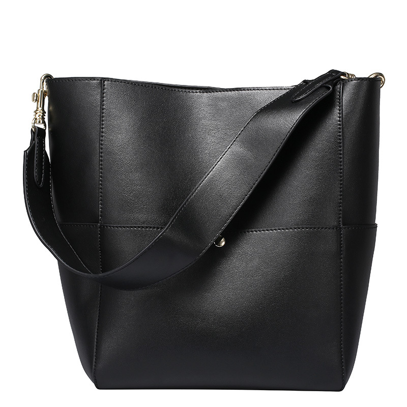 Luxury Handbags Women Bags Designer Fashion Female Shoulder Bags White Woman Tote Bucket Bags Black Genuine Leather High QualityLuxury Handbags Women Bags Designer Fashion Female Shoulder Bags White Woman Tote Bucket Bags Black Genuine Leather High Quality