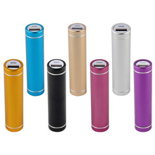 New Portable USB Cell Phone Power Bank Charger Pack Box Battery Case for 1 x 18650 For Smart Phone