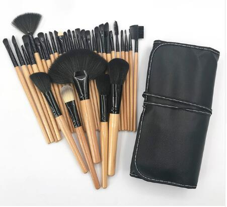 Professional Soft Makeup Brushes Set 32 PCS Multi-Color Maquillage Beauty Brushes Gift Kabuki Pinceaux Brush Set Kit + Pouch Bag