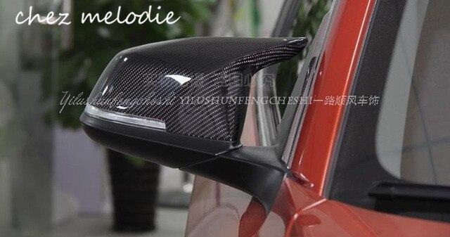 OEM M3 Style Carbon Fiber font b Car b font outside exterior rearview font b Mirror