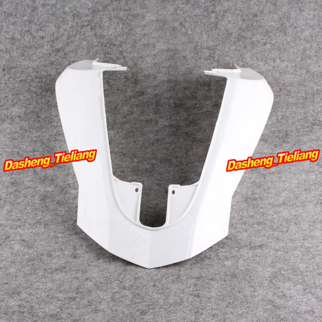 Unpainted  Tail Rear Fairing Cover Bodykits Bodywork for KAWASAKI KZ1000 2010 2011 2012 2013 Injection Mold ABS Plastic car rear trunk security shield shade cargo cover for nissan qashqai 2008 2009 2010 2011 2012 2013 black beige