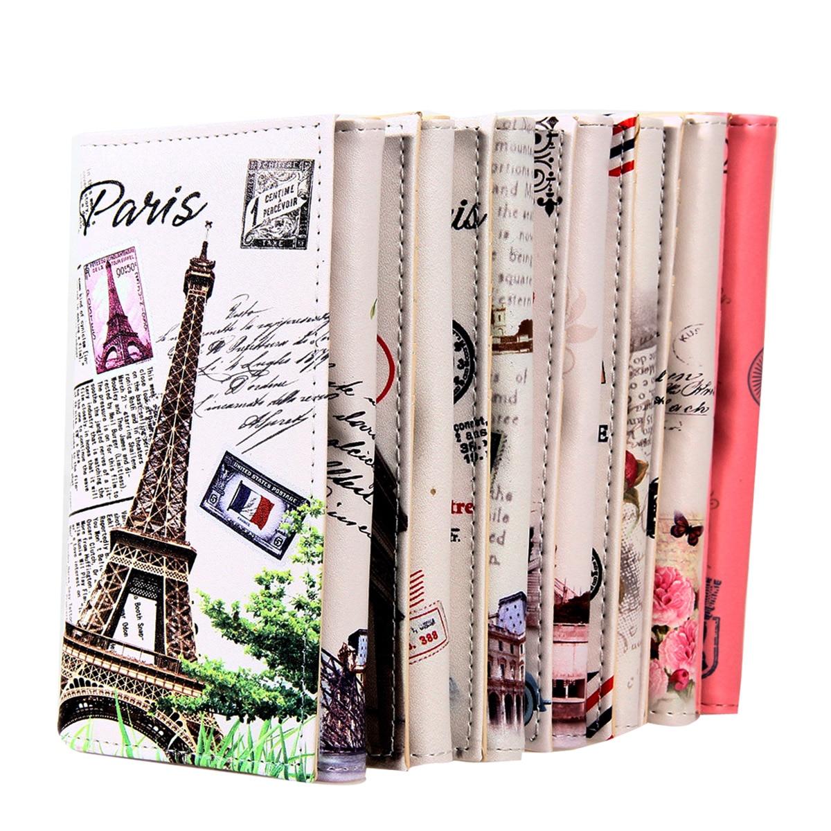 Graffiti Women Soft PU Leather Wallets Clutch Wallets Long Purse Vintage Card Holder Women Money Bag Carteira Feminina