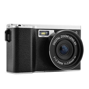 Image 1 - X9 4 インチ超 Hd Ips プレススクリーン 24 画素ミニシングルカメラ一眼レフデジタルカメラ