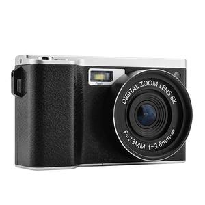 Image 1 - X9 4 Inch Ultra Hd Ips Druk Screen 24 Miljoen Pixel Mini Enkele Camera Slr Digitale Camera