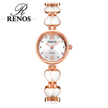 RENOS Rhinestone Sweet Watches