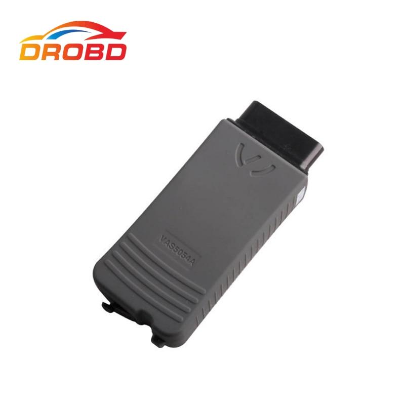 Best Quality Diagnostic Tool VAS 5054A with OKI Chip Green Board Vas5054 Vas 5054 Bluetooth Vas5054a Diagnostic Tool Scanner