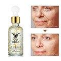 Super Anti arrugas Anti-envejecimiento de colágeno 24 K oro esencia blanqueamiento de la piel, crema hidratante cuidado de la cara de ácido hialurónico líquido
