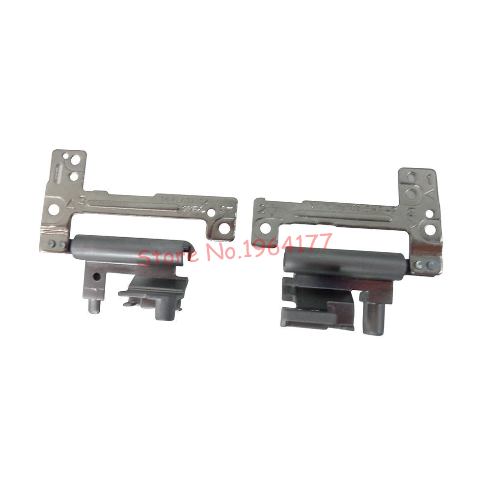NEW For DELL Vostro 131 V131 E3330 3330 Series Laptop LCD Hinges Left Right Silver Hinge Notebook PN: VD9H2 0VD9H2 0J6P8