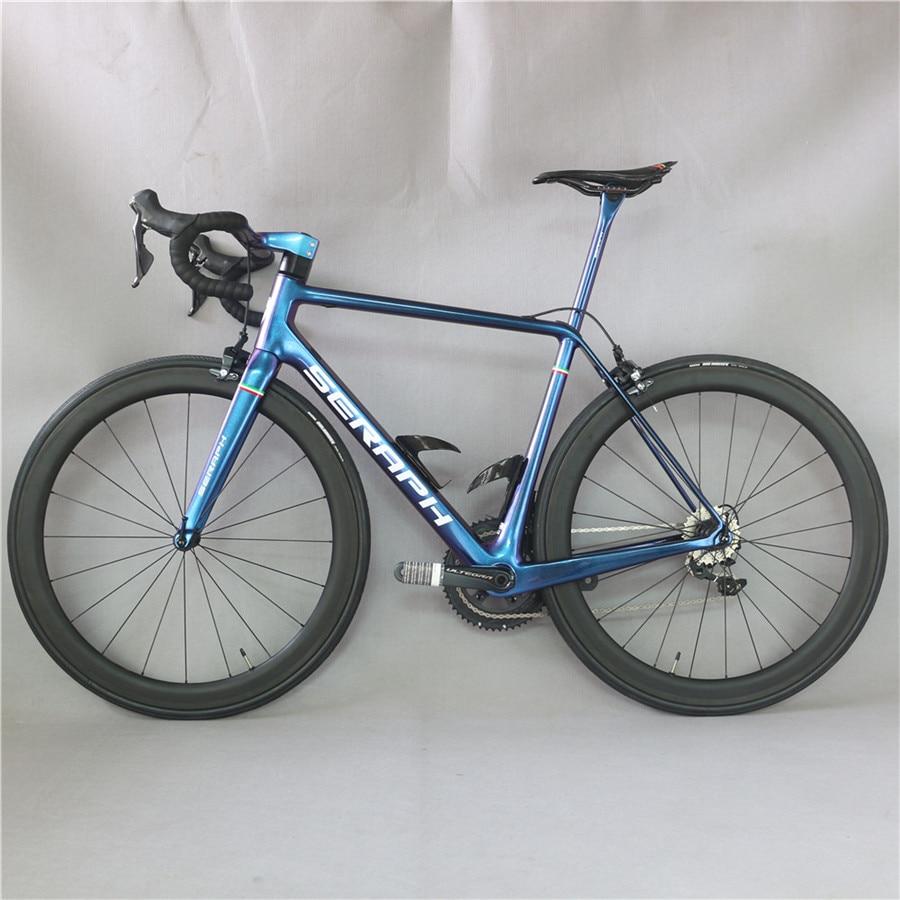 HTB1NLt5dv1H3KVjSZFBq6zSMXXaC - Superlight carbon highway full bike FM629 toray carbon fiber t800 22 pace with Shimao R8000 groupset  chameleon paint bicycle