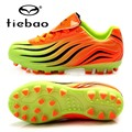 TIEBAO Professional AG Soles Soccer Shoes Boys Girls Training Soccer Cleats Football Boots Sneakers Botas De Futbol Trainers