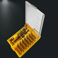 NY 45 In 1 Multifunctional Precision Screwdriver Set High Quality Torx Electron Magnetic Hand Tool Repair