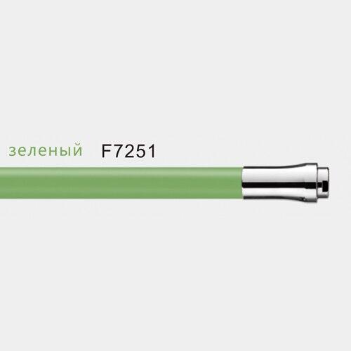 Frap многоцветная силиконовая трубка гибкий шланг все направления для кухонного крана 6 цветов Гибкая водопроводная труба - Цвет: Зеленый