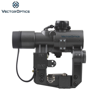 Vector Optics Hunting Svd Dragunov 1x28 Red Dot Scope Sight A