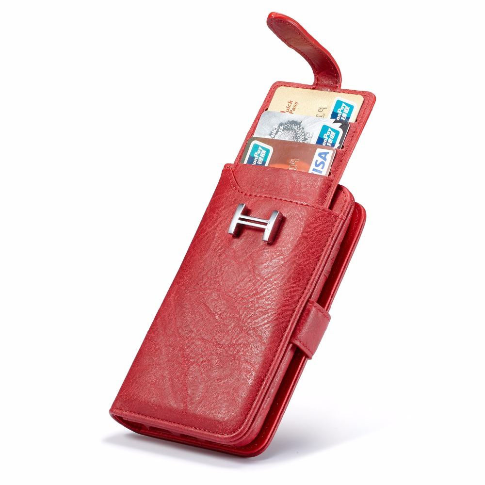 Multifunction Phone Case Cover Wallet Fashion Men Women Hasp Card Holder Wallets Purses for Gift casual weaving design card holder handbag hasp wallet for women