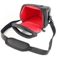 Free Shipping NEW Triangle Camera Case Bag For Nikon D90 D7000 D5100 D80 D70 D5300 D3200
