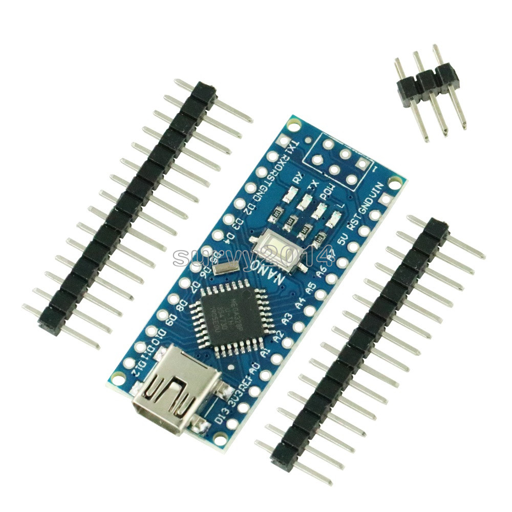 Usb-Driver Nano Arduino ATMEGA328P/168P CH340 with The-Bootloader Compatible for 16mhz