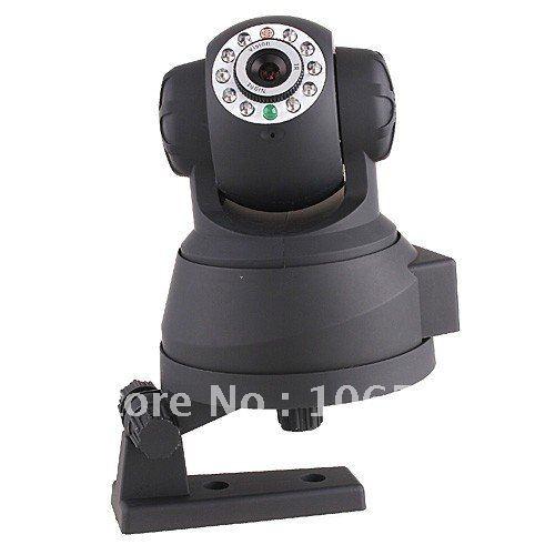 Беспроводная ip-камера веб-камера Wifi Сеть ночная съемка P/T Вращение EasyN с цветной коробкой