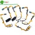 Garantia 100% s7 s7 borda botão home flex cable para samsung galaxy s7 g930f s7 edge g935f botão home tampa da chave de montagem cabo