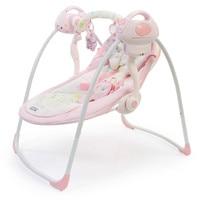 High quality European style luxury baby cradle electric rocking chair comfort sleep supplies swing
