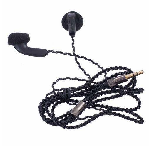 Hot diy mx500 fone de ouvido estéreo com fio 300 ohm cabo hifi fone de ouvido música esporte fone de ouvido preto para samsung iphone xiaomi