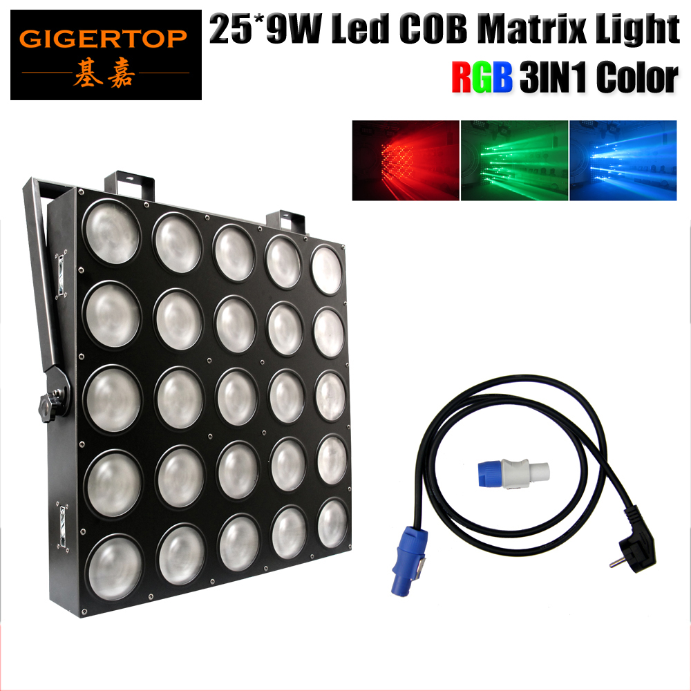 TIPTOP Professional Stage light Video Led Dot Matrix Outdoor Display/ 5*5 25*9W LED Matrix Blinder Light Made in China RGB 3IN1 matrix 74496 page 5