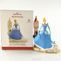 1piece Cinderella action figure Toy christmas tree ornament toys