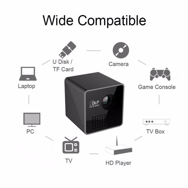 Portable DLP Projetor