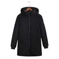 New Brand Winter Jacket Thicken 2018 Cotton Padded Hooded Men Warm Outwear Jacket Coats Mens Jackets Clothes Plus Size 7XL 8XL