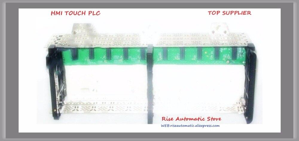 New Original 1756-A10 PLC Standard ControlLogix Chassis Black PanelNew Original 1756-A10 PLC Standard ControlLogix Chassis Black Panel