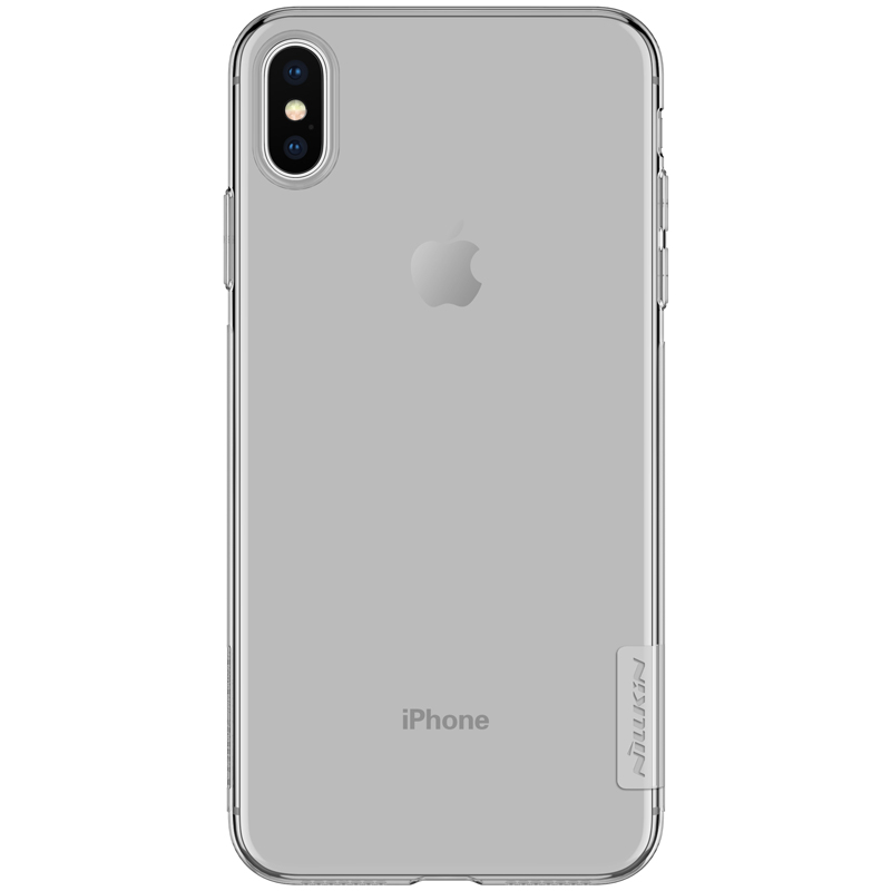 HTB1NLyNO4TpK1RjSZFKq6y2wXXae For iPhone XR Case Nillkin Nature Series Transparent Clear Casing Soft TPU Case For iPhone 11 Pro Xs Max XR 6 6S 7 8 Plus Cover