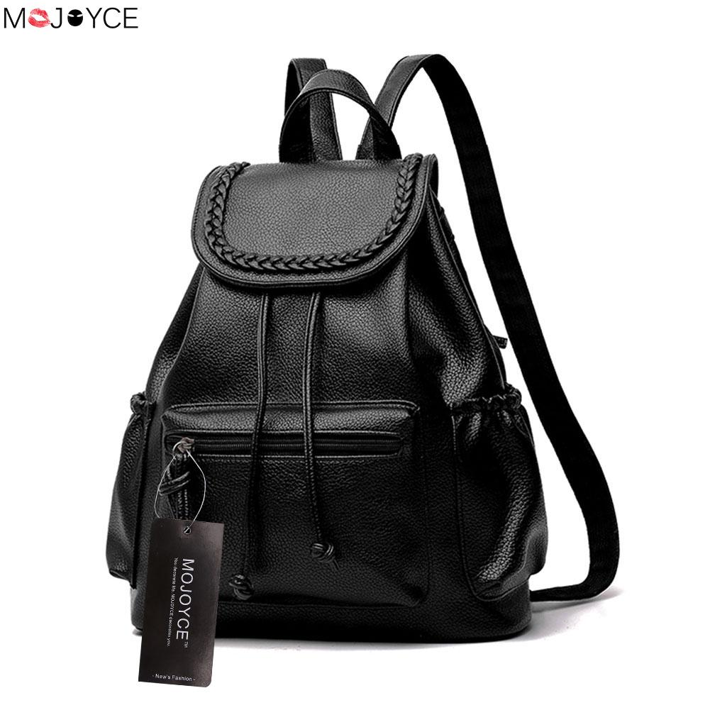 2017 Summer new college wind schoolbag washed leather backpack woman korean tidal fashion leisure travel bag boutique backpacks flb12084 hamburg s new fashion backpack shoulder bag college wind backpack schoolbag shoulder bag personality