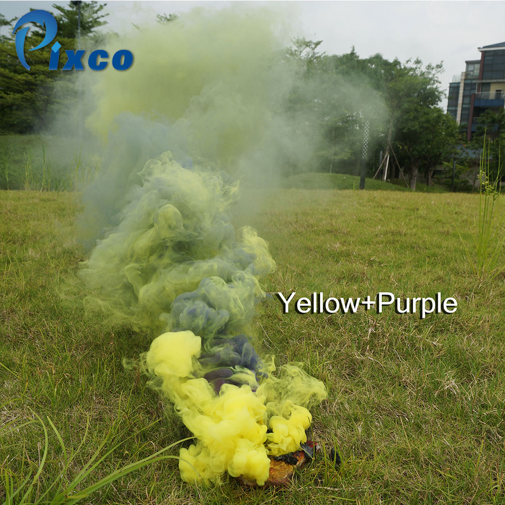 Pixco 100-Pcs Yellow Smoke Cake, DIY Smoke Cake Effect Party Starch Combustion Photography Smog Cake for Film and television, starch capped gold nanoparticles for catechol biosensor
