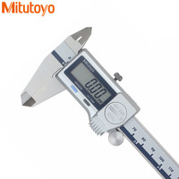Mitutoyo Waterproof IP67 Digital Vernier Caliper 500 702/703/704/752/753/754 20 LCD Paquimetro Micrometer 0 150/200/300mm/0.01mm