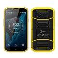 """Kenxinda W8 dual SIM de doble cámara de 5.5 """"smartphone IP68 a prueba de agua 4G Android 5.1 Octa core 2 GB + 16 GB del teléfono móvil resistente P028"""