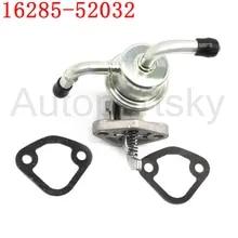 16261-42502 Fuel Overflow Return Pipe for Kubota Engine D905 D1005 D1105 D1305