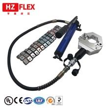 A/C Шланг обжимной инструмент для ремонта труб кондиционера FS-7842B+ CP-180 гидравлический насос