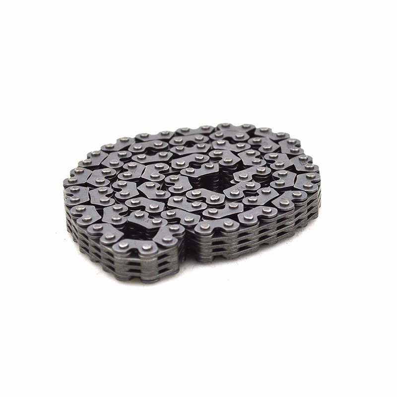 Motorcycle Timing Chain Silent Cam Chain Tank Chain 4*5-102L 102 Links For <font><b>Honda</b></font> CBX250 <font><b>XLR250</b></font> XLR CBX 250 image